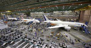 Boeing Portland